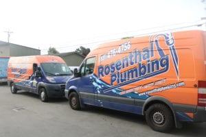 rosenthal plumbing company santa cruz
