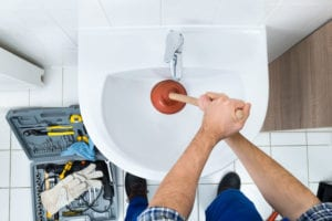 plumber performing drain cleaning services near me in san jose ca