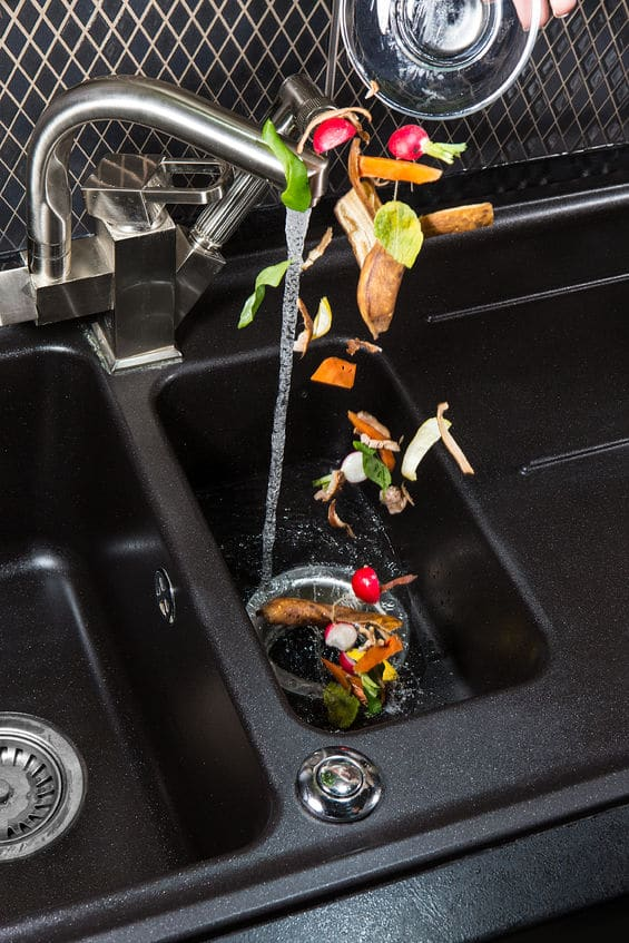 Things You Should Never Put Down Your Garbage Disposal
