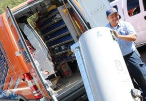 water heater replacement santa cruz, ca