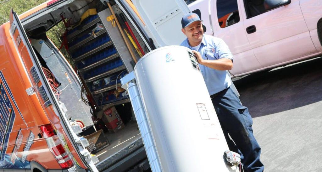 water heater replacement in santa cruz