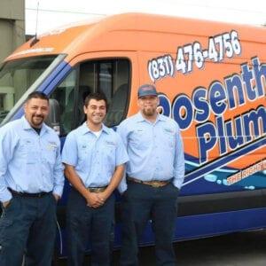 plumbing company in santa cruz