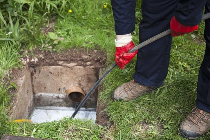 sewer line repair scotts valley