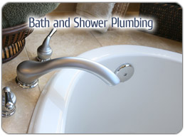 shower tub plumbing San Jose