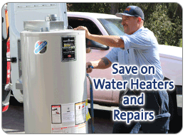 water heater repair watsonville